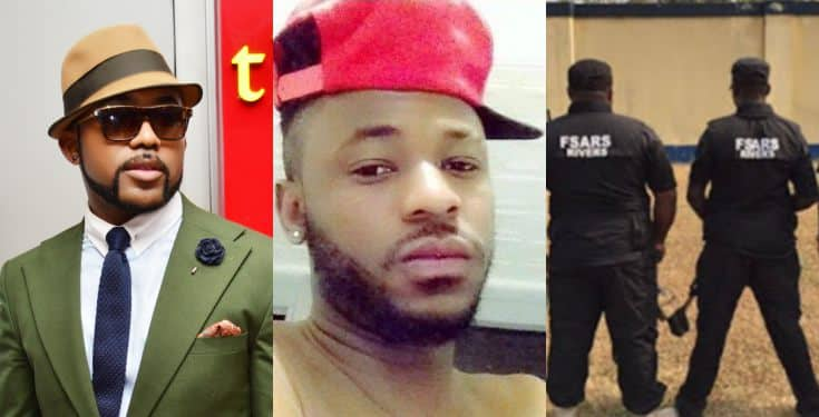 Banky W reacts to young man killed by stray bullet