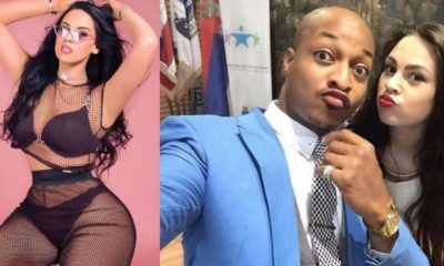 Sonia finally admits it's over between her and actor Ik Ogbonna