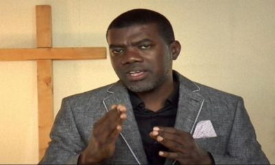 'Sugar daddies are diabolical' - Reno Omokri tells young girls