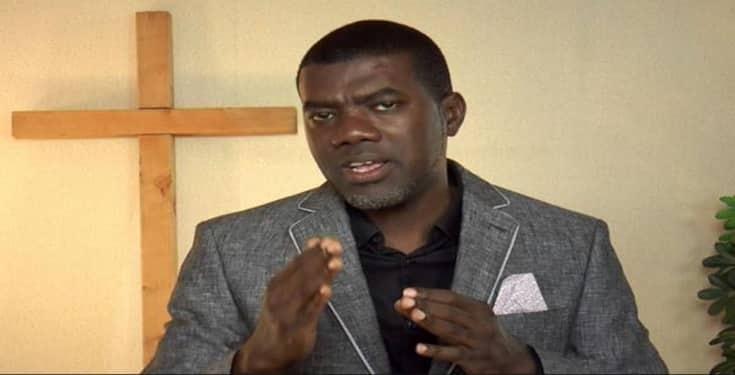 'Sugar daddies are diabolical' - Reno Omokri tells young girls