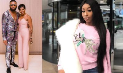 Swanky Jerry Issues warning to female artistes hating on Tiwa Savage
