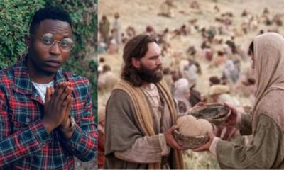 They made videos when Jesus fed 5000 people – Demmie Vee