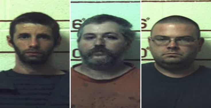 Three men convicted for sleeping with animals