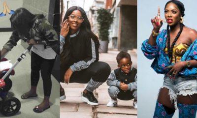 Tiwa Savage narrates her pregnancy experience