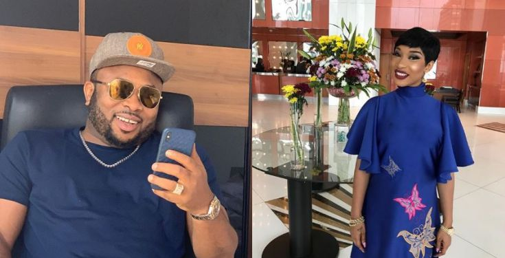 Tonto Dikeh continues to blast her ex-husband after being accused of selling his car