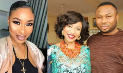 "Tonto Dikeh says her ex-hubby is ""dead"" in the life of his son, Andre"