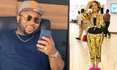 Tonto Dikeh's ex, Olakunle Churchill plans to remarry after crashed marriage