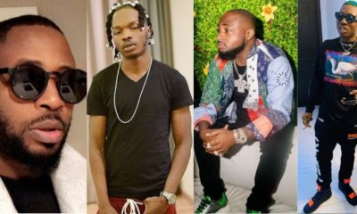 Tunde Ednut under fire as Davido, Zlatan Ibile and Nairamarley stand against him