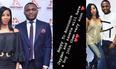 Ubi Franklin impregnates his ex-staff, now expecting his 3rd child from the 3rd woman