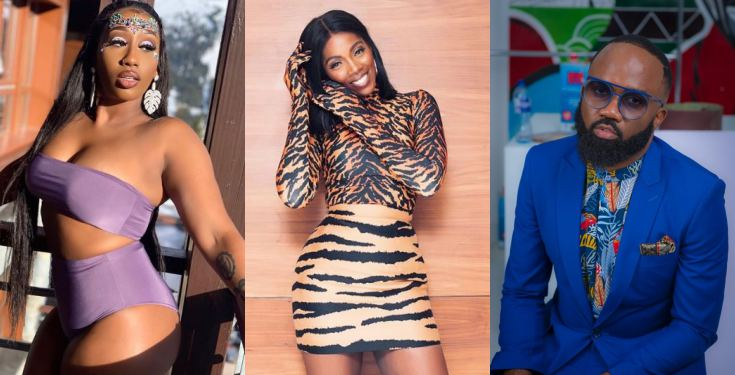 Victoria Kimani is just jealous and pained — Noble Igwe says