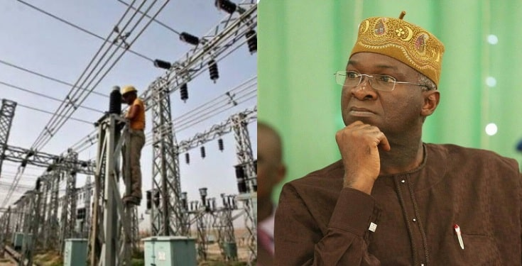 Well-meaning Nigerians know that power supply has improved – Fashola