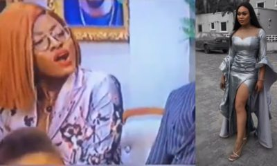#BBNaijareunion: You stole Cee-C's man - Vandora blasts Alex (Vdeo)
