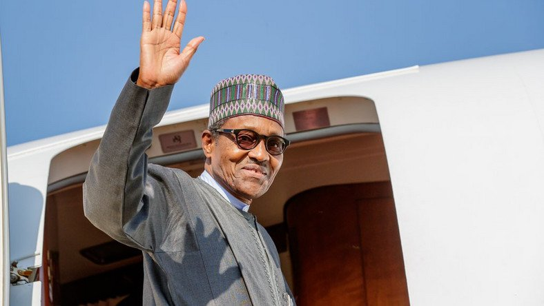Buhari jets out to UK on 10-day private visit