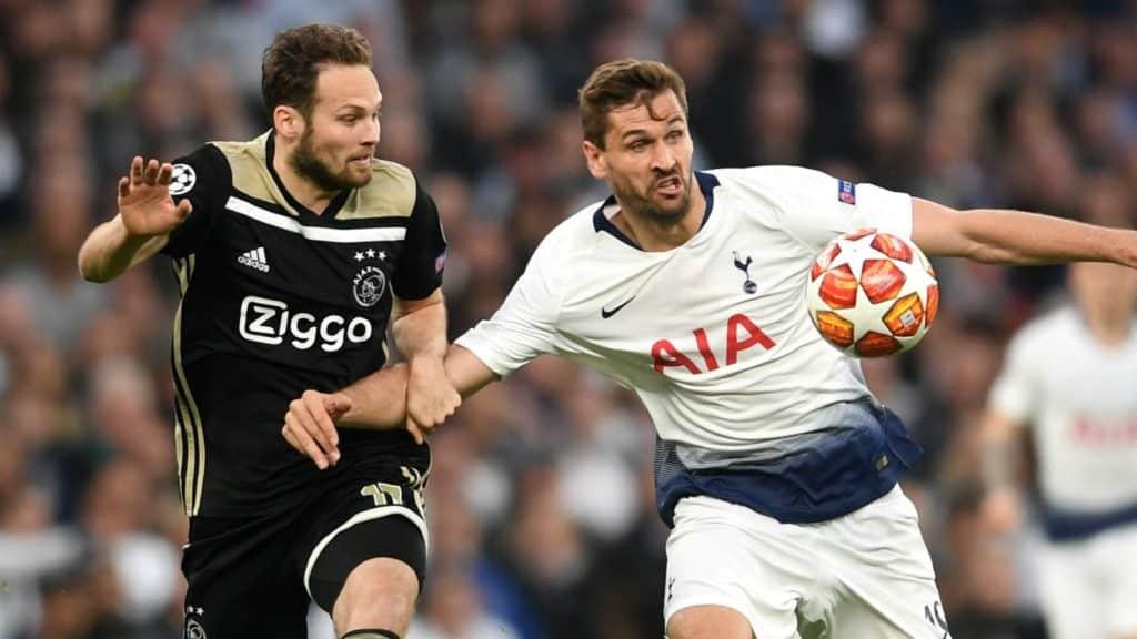 Ajax defeat Spurs