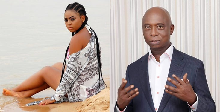 Regina Daniels Is NOT Married To Senator Fred Nwoko But Romantically Involved- SDK Source