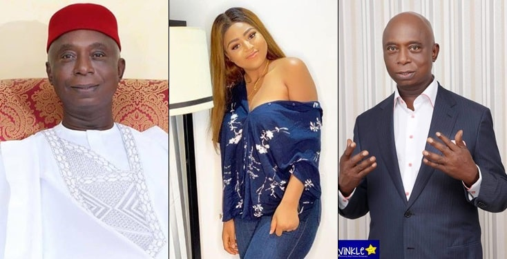 Image result for Regina Daniels Is NOT Married To Senator Fred Nwoko But Romantically Involved- SDK Source