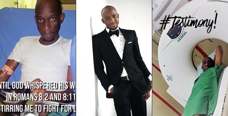 Singer, Obiwon narrates how God saved him from death