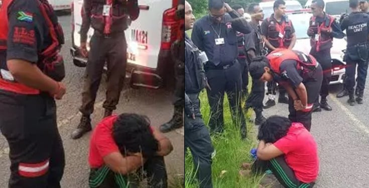 Lady high on drugs attempts suicide to resurrect late father