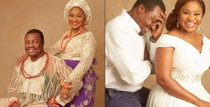 Ali Baba and wife celebrate 13th wedding anniversary with photos