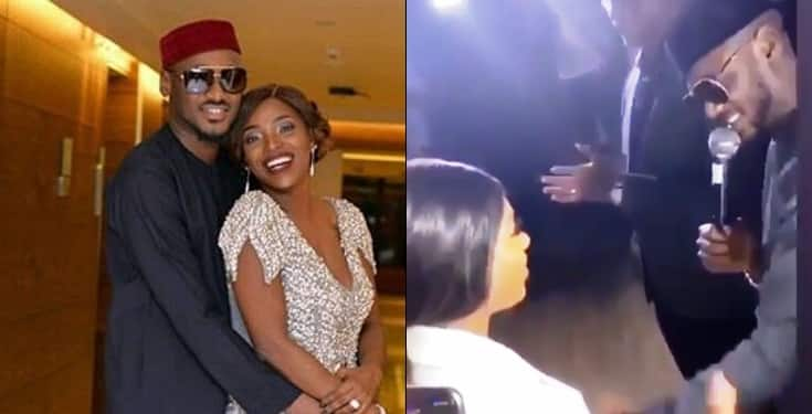 Tuface appreciates his wife, Annie