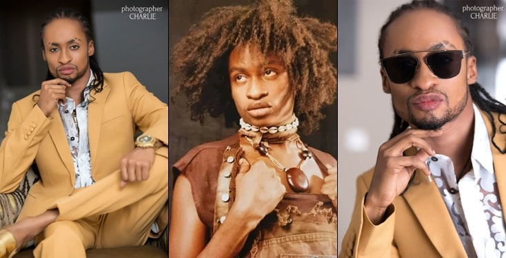 Denrele Edun: How he constantly got rejected when he started his modelling career