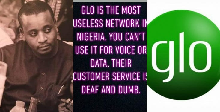 GLO is the most useless network in Nigeria – Ahmed Indimi says