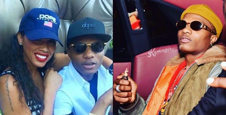 'I am a single dad'- Wizkid declares after babymama Jada's wife IG post
