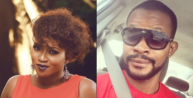 """Kiss me & you will never struggle with your vocals again"" – Actor tells Waje"