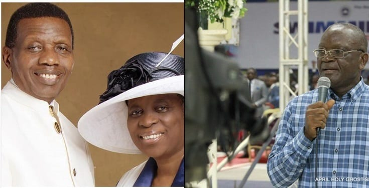 How Pastor Adeboye and wife made me Governor of Benue state – Ortom