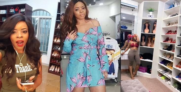 I wish I had a best friend that can borrow my clothes – Laura Ikeji