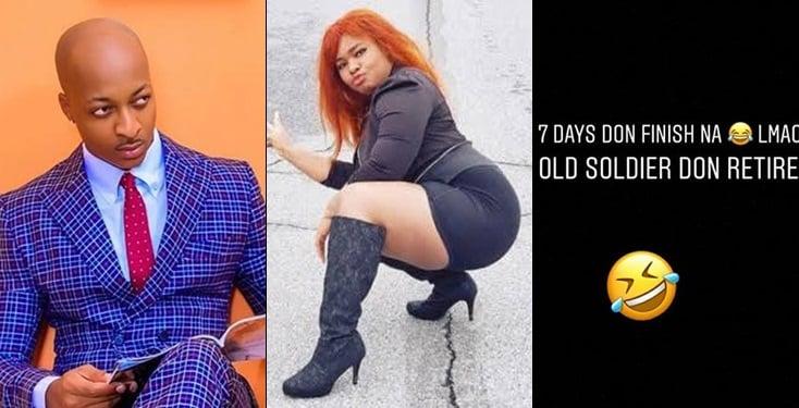 Bold Pink mocks IK Ogbonna after 7-day ultimatum expired