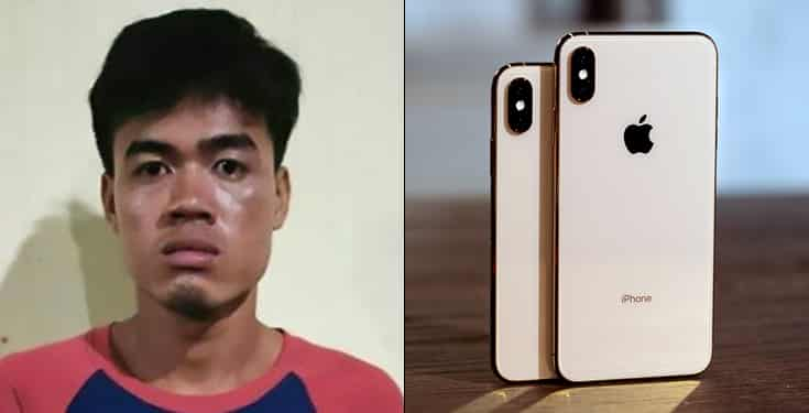 Man murders his father for stepping on his iPhone