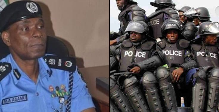 Police IG blames stress for misuse of firearms by policemen