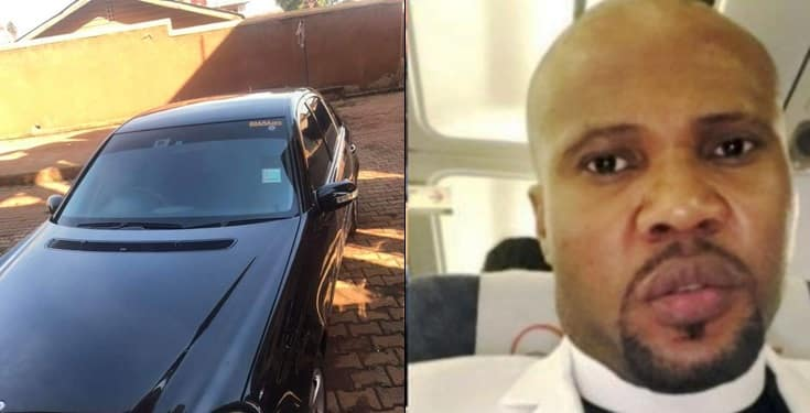 Nigerian pastor gets car gift after sacrificing his cars