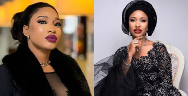 Popular Nollywood movie producers now pirate their own movies for quick money – Tonto Dikeh spills
