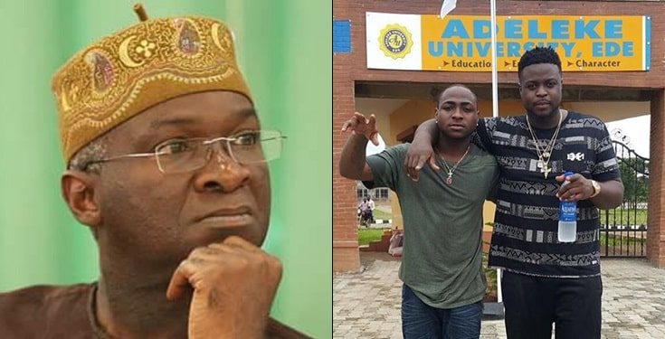 Fashola was set up to fail as Minister – Davido's brother, Adewale Adeleke