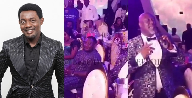 Dino Melaye thrills at AY Comedy Show, releases song remix