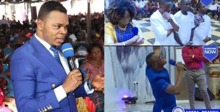 Bishop Obinim sacks all his pastors after betrayal