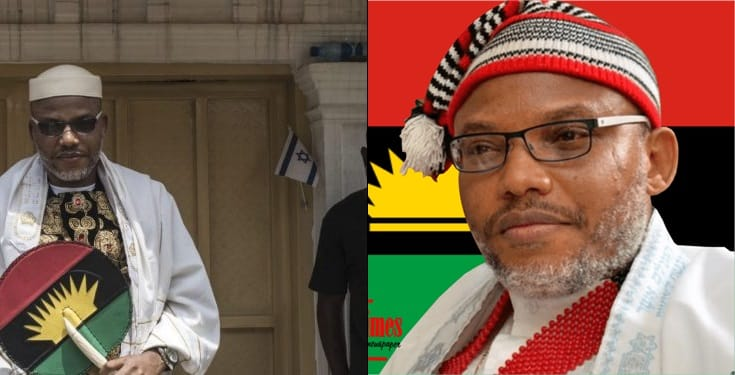 The collapse of Nigeria is imminent- Nnamdi Kanu