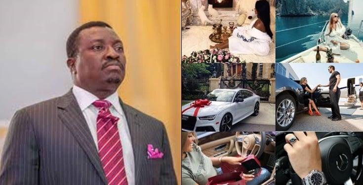 Alibaba slams ladies with Big gods living large and putting struggling ladies under pressure