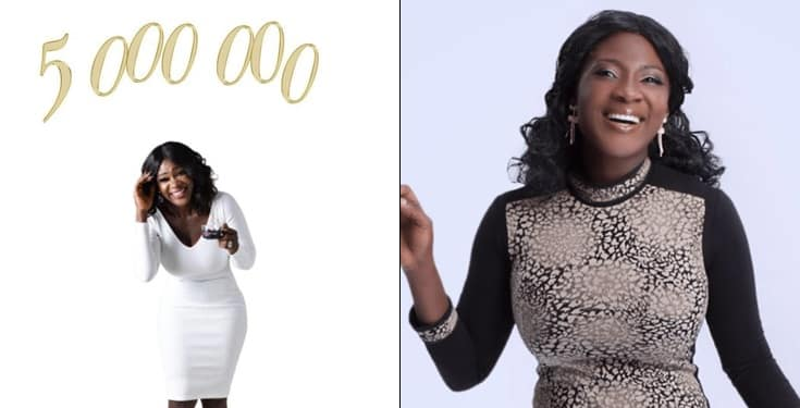 Mercy Johnson becomes second most followed Nollywood actress on Instagram