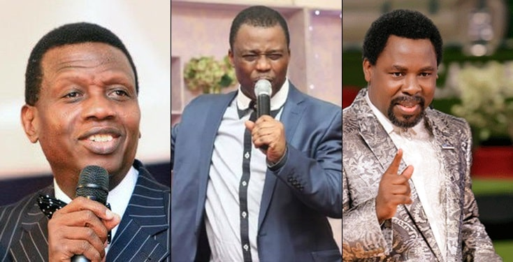 Nigerian Man defrauds hundreds by posing as RCCG's Adeboye, TB Joshua and MFM's Olukoya