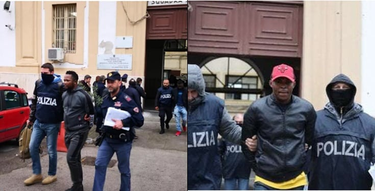Member Of Supreme Eiye Confraternity Arrested In Italy