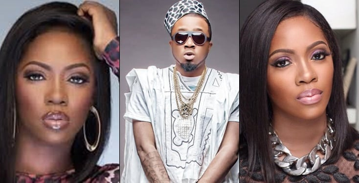 Ice Prince Zamani comes hard on female singers attacking Tiwa Savage