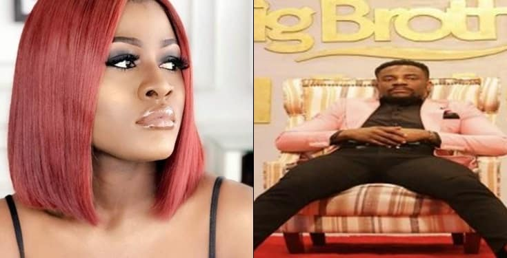 Going Naked For MC Galaxy Broke Me – Etinosa Opens Up On BBC