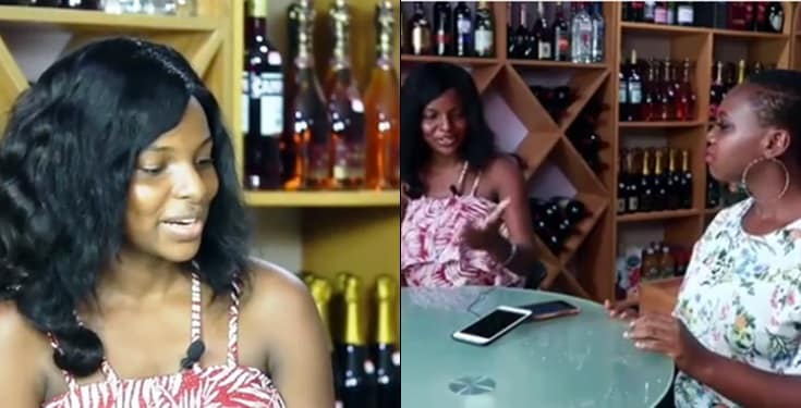 """How I got pregnant as a virgin"" – Nigerian woman shares her unusual story (video)"