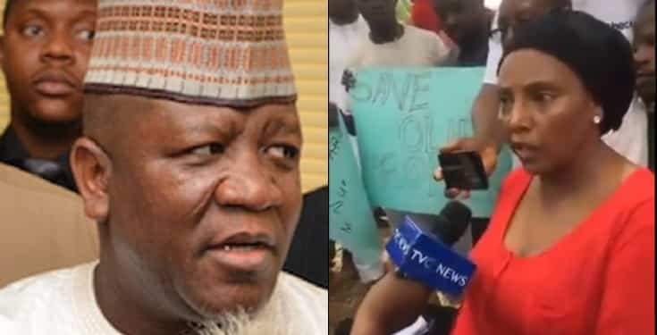 """Zamfara state governor is """"the most useless governor in the history of Nigeria"""" -Kadaria Ahmed"""