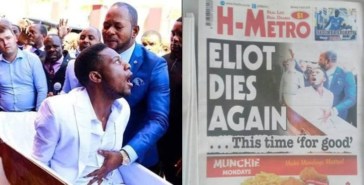 "Man Who Was ""Resurrected"" By  Pastor Lukau Reportedly Dies"
