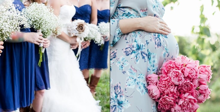 Bride tells pregnant bridesmaid to abort baby so wedding could be smooth