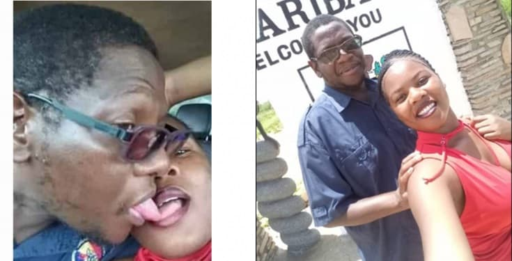 Married man in trouble after photos with student surface online